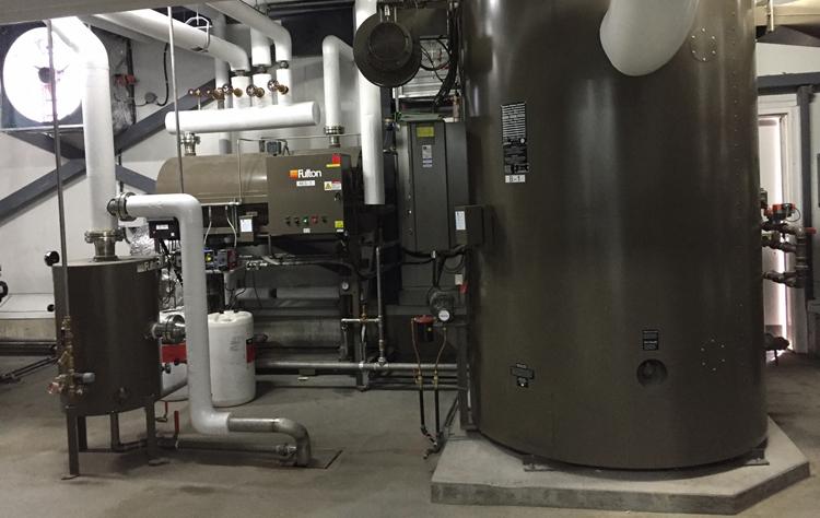 Fromagerie La Chaudière : modernisation et efficacité énergétique