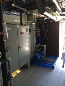 refroidissement et récupération de chaleur de procédé