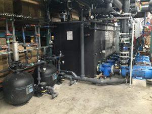 Projet Modernisation du système d'eau refroidie pour Plastique Age