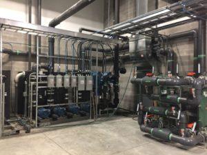 Projet Ventilation et refroidissement chez AP&C